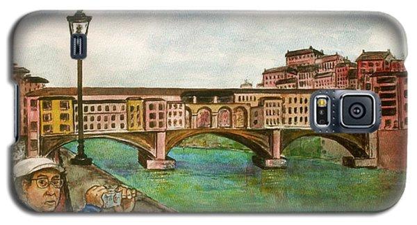 Ponte Vecchio Florence Italy Galaxy S5 Case