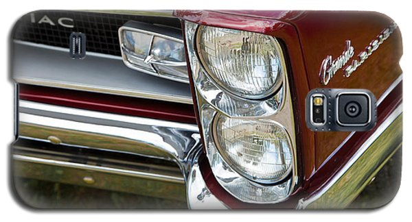 Galaxy S5 Case featuring the photograph Pontiac Detail by Mick Flynn