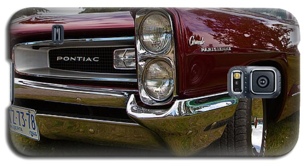 Galaxy S5 Case featuring the photograph Pontiac Grande Parisienne by Mick Flynn