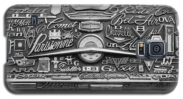 Pontiac Hood Galaxy S5 Case