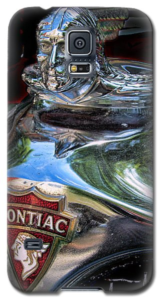 Pontiac Hood Ornament Galaxy S5 Case