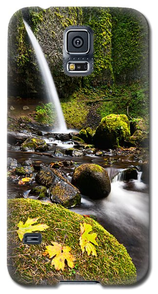 Ponytail Falls Galaxy S5 Case