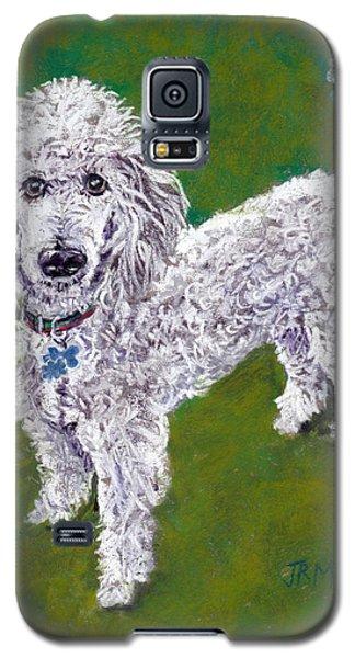 Poodle Pal Galaxy S5 Case by Julie Maas