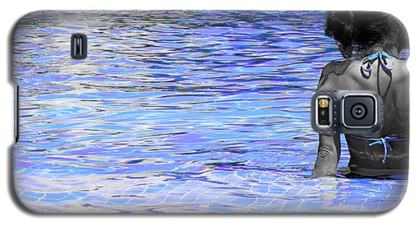 Pool Galaxy S5 Case by J Anthony