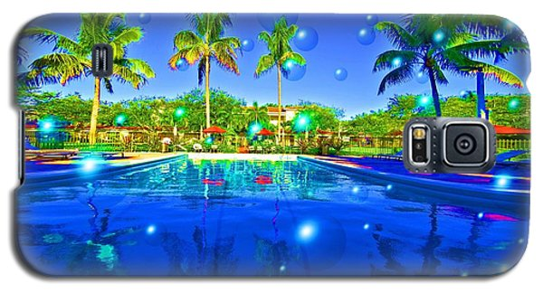 Pool Party Galaxy S5 Case