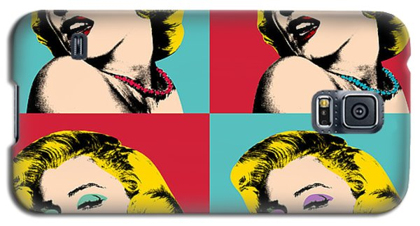 Pop Art Collage  Galaxy S5 Case
