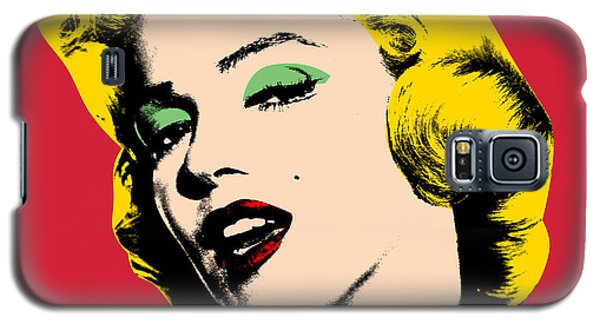 Portraits Galaxy S5 Case - Pop Art by Mark Ashkenazi