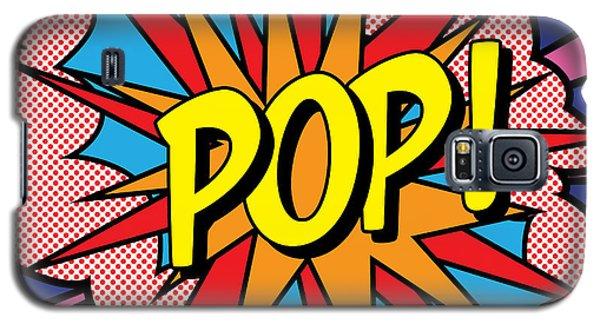 Pop Exclamation Galaxy S5 Case