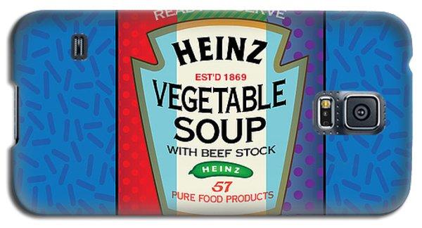 Pop Vegetable Soup Galaxy S5 Case