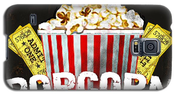Popcorn Please Galaxy S5 Case