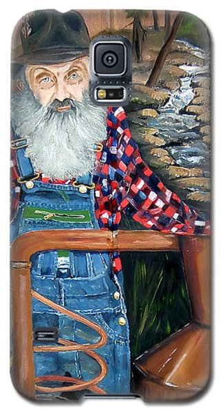 Popcorn Sutton - Bootlegger - Still Galaxy S5 Case
