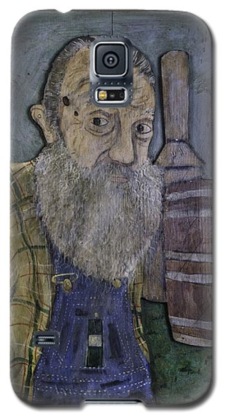 Popcorn Sutton - Heaven's Bootlegger Galaxy S5 Case by Eric Cunningham