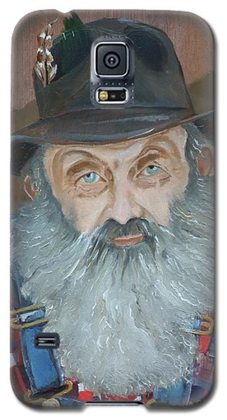 Popcorn Sutton - Moonshiner - Portrait Galaxy S5 Case