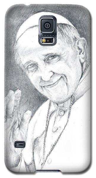 Pope Francis Galaxy S5 Case