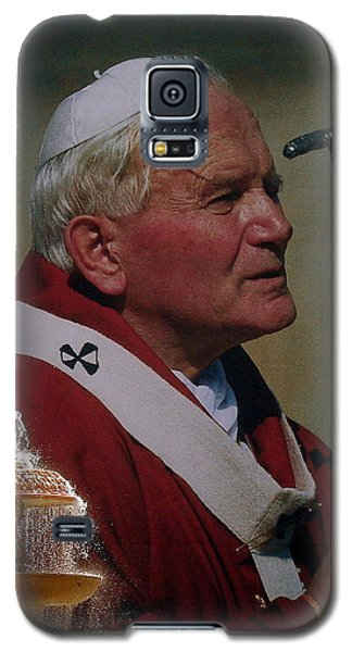 Pope John Paul I I Galaxy S5 Case