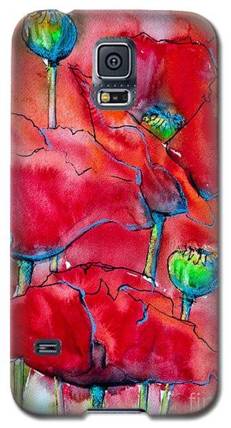 Poppies 2 Galaxy S5 Case