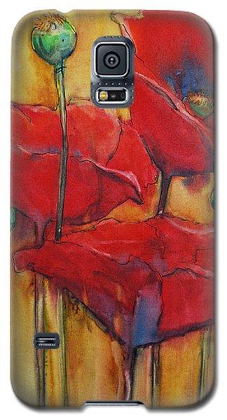 Poppies IIi Galaxy S5 Case