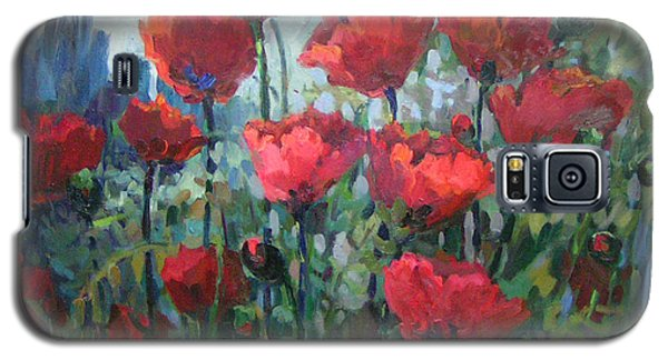 Poppies Galaxy S5 Case