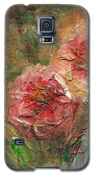 Poppies Galaxy S5 Case by Mary Wolf