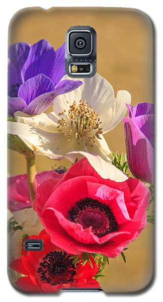 Galaxy S5 Case featuring the photograph Poppies by Patricia Schaefer