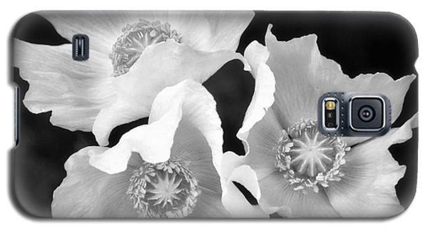 Poppy Flower Galaxy S5 Case