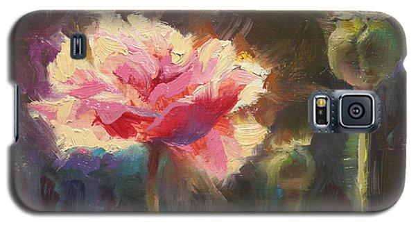 Poppy Glow Galaxy S5 Case