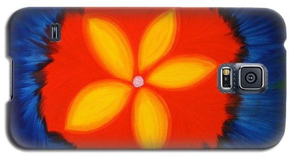 Poppy Place Galaxy S5 Case