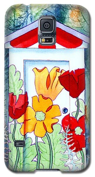 Poppy Potty Galaxy S5 Case