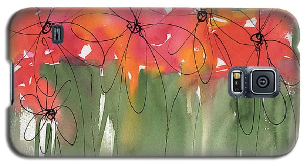 Poppy To Posy Galaxy S5 Case