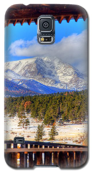 Porch View 4166 Galaxy S5 Case