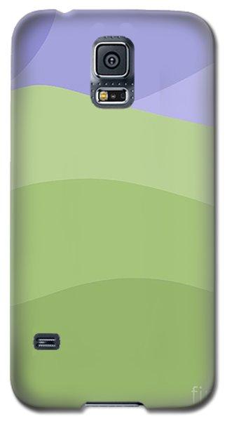 Porirua Hillside Galaxy S5 Case