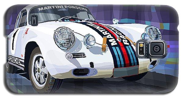 Porsche 356 Martini Racing Galaxy S5 Case