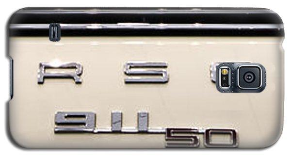 Porsche 50th Anniversary Rear Badge Galaxy S5 Case