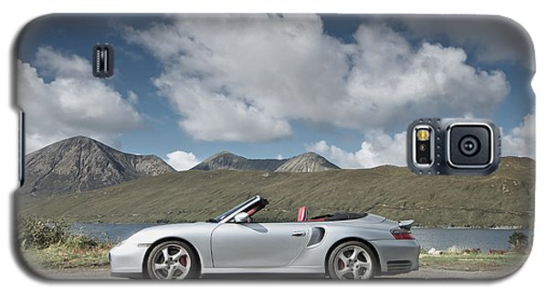 Porsche 911 - 996 Turbo Galaxy S5 Case
