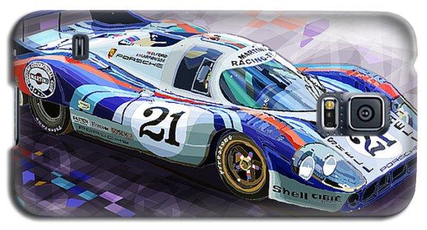 Porsche 917 Lh Larrousse Elford 24 Le Mans 1971 Galaxy S5 Case