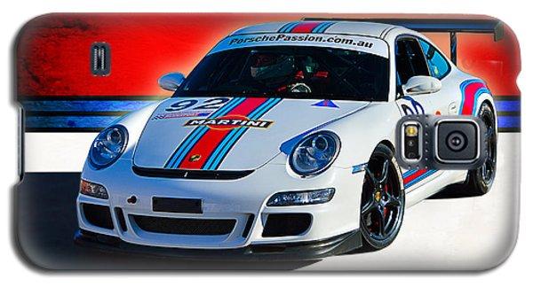 Porsche Gt3 Martini Galaxy S5 Case