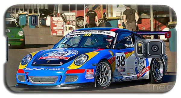 Porsche In The Pits Galaxy S5 Case