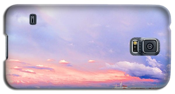 Port Angeles Sunset Galaxy S5 Case
