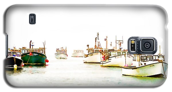 Port Bound  Chatham Cape Cod Photo Art Galaxy S5 Case by Constantine Gregory