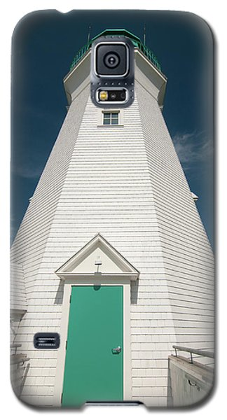 Port Dalhousie Lighthouse 9057 Galaxy S5 Case