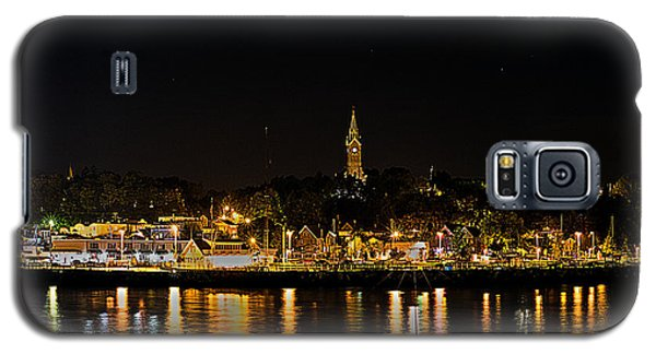 Port Lights Galaxy S5 Case
