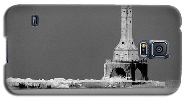 Port Washington Harbor Galaxy S5 Case by Tiffany Erdman