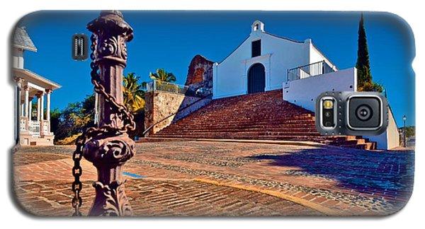 Porta Coeli Church Galaxy S5 Case by Ricardo J Ruiz de Porras