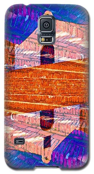 Galaxy S5 Case featuring the photograph Porta Coeli by Ricardo J Ruiz de Porras