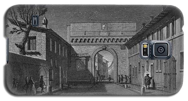 Porta Settimiana Galaxy S5 Case