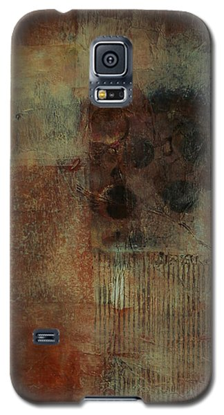 Galaxy S5 Case featuring the painting Portal by Buck Buchheister