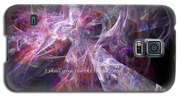 Galaxy S5 Case featuring the digital art Portal by Margie Chapman