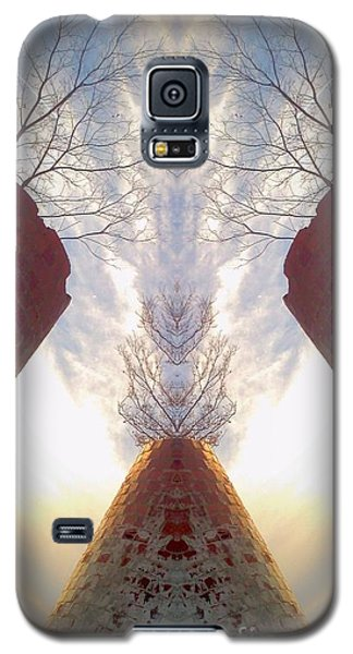 Portal Of The Silos Galaxy S5 Case by Karen Newell
