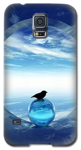 Portal To Peace Galaxy S5 Case