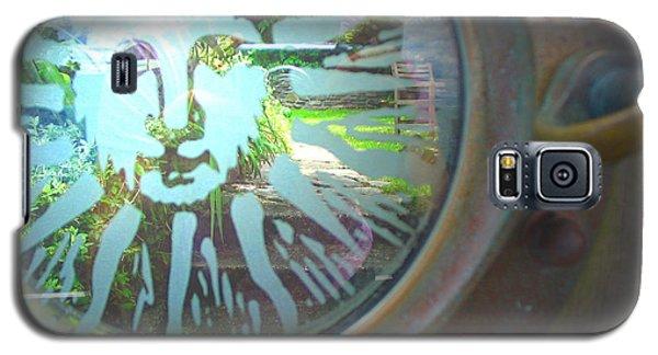 Porthole To The Secret Garden Galaxy S5 Case